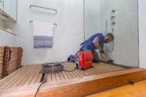 udraznianie wanny brodzika i kabiny prysznicowej